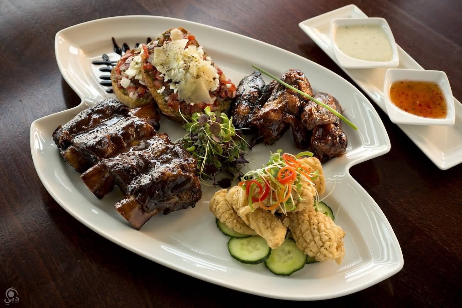 مطاعم ستيك ولحوم في دبي