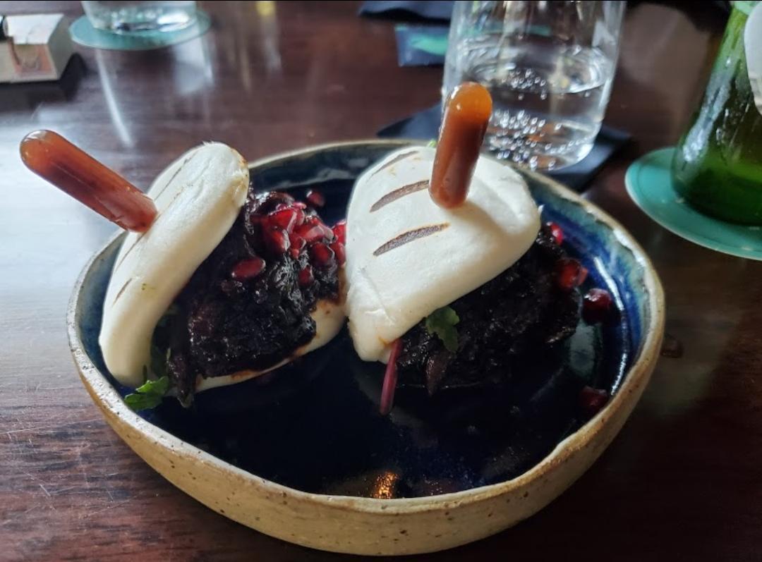 مطعم ماستي لاونج لامير دبي