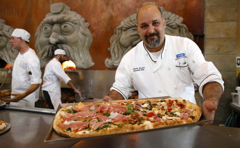 مطعم إل بورو توسكان بيسترو دبي