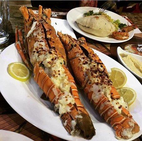 مطاعم أكلات بحرية في دبي