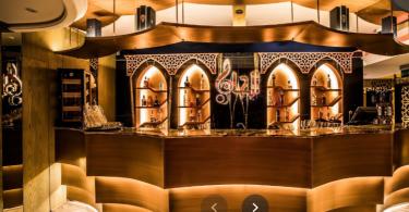 مطعم الحان دبي