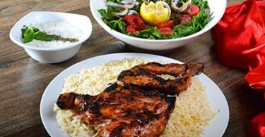 مطعم الناضج دبي