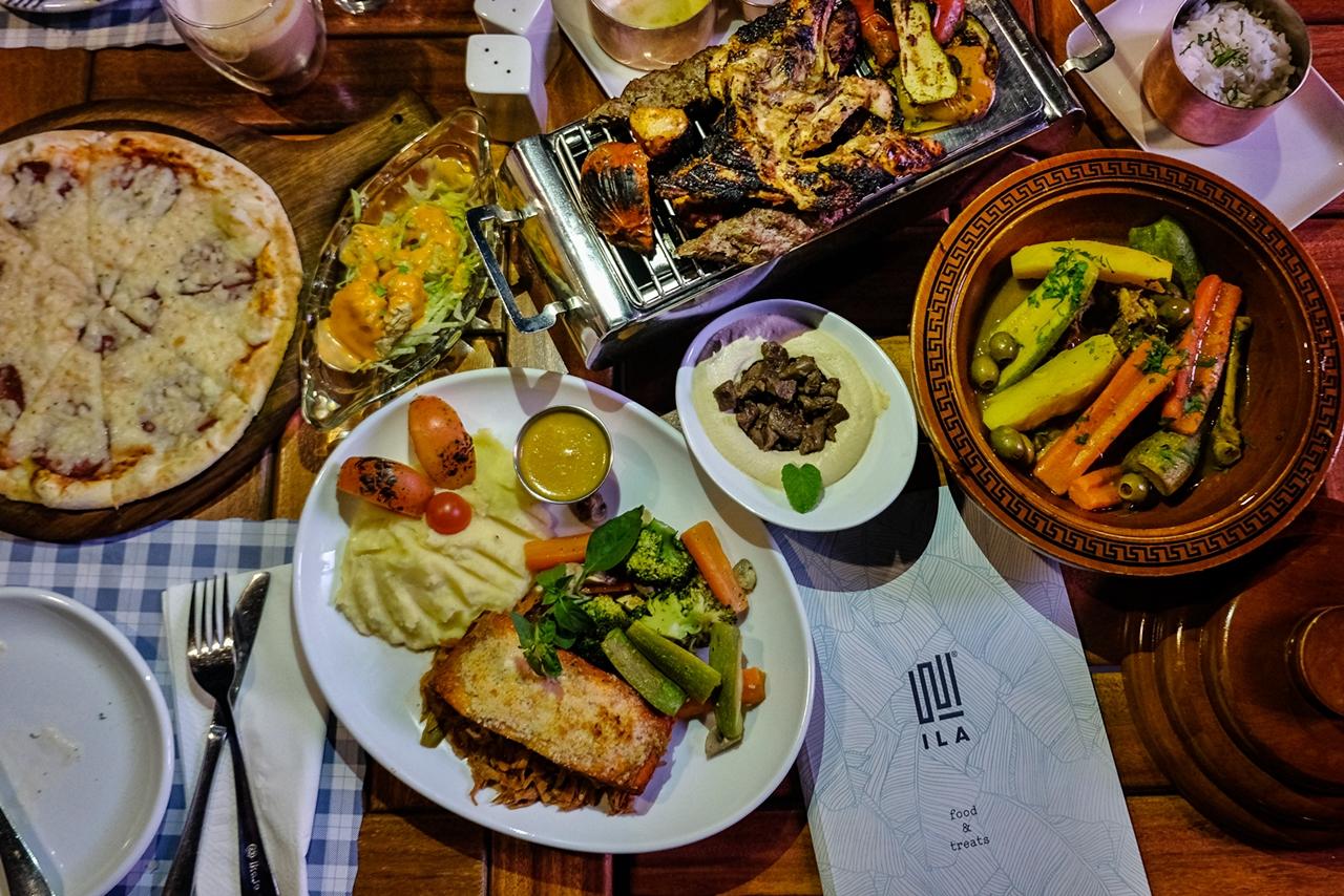 افخم مطاعم السيف دبي