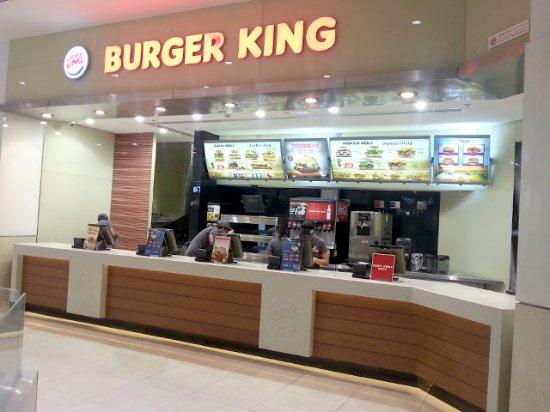 مطعم برجر كنج