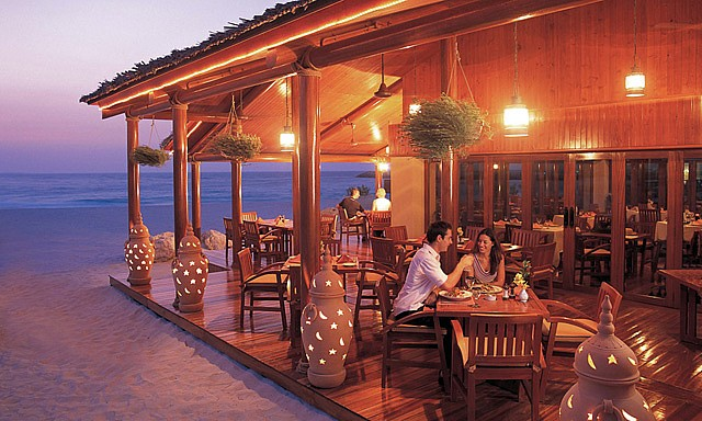 مطعم فيلا بيتش