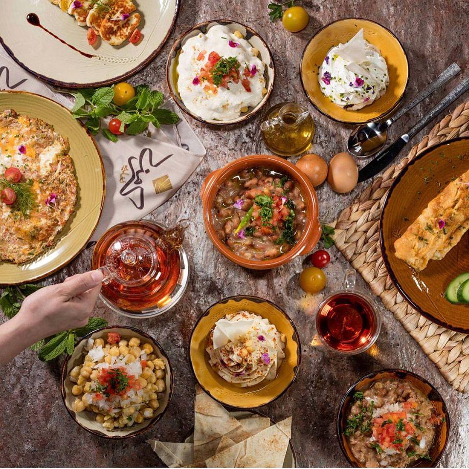 مطعم كرمنا الخليج