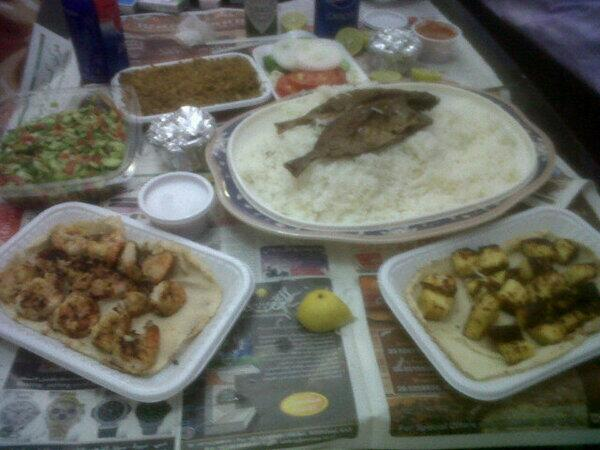 مطعم وادي النيل دبي