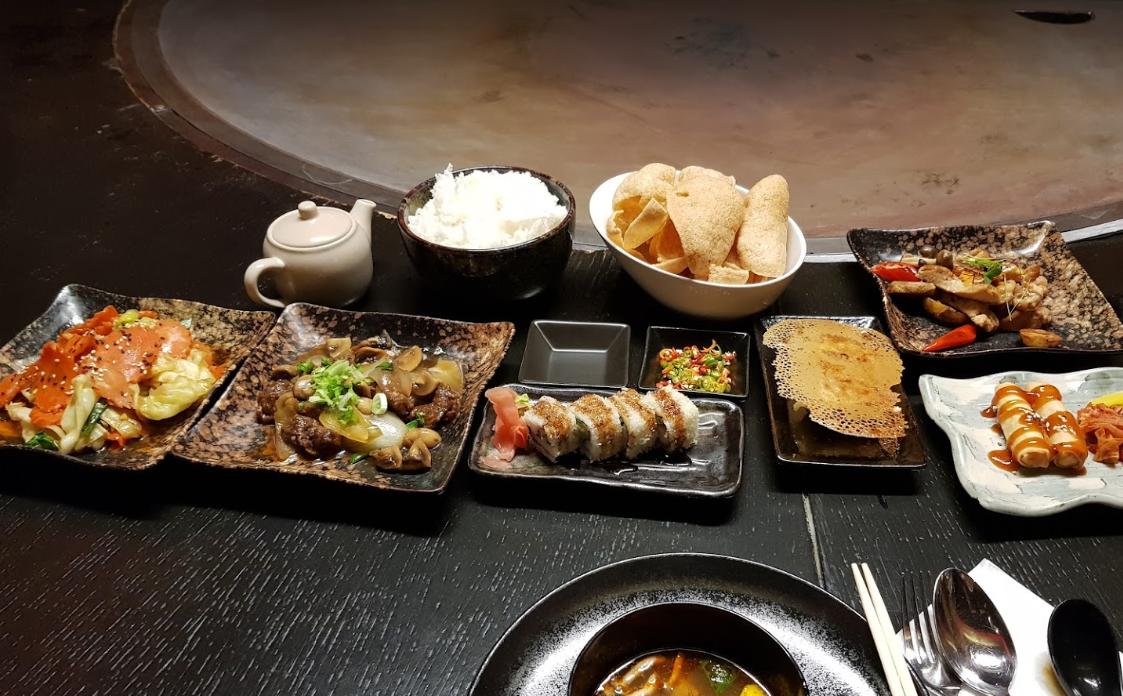 مطعم كانباي دبي