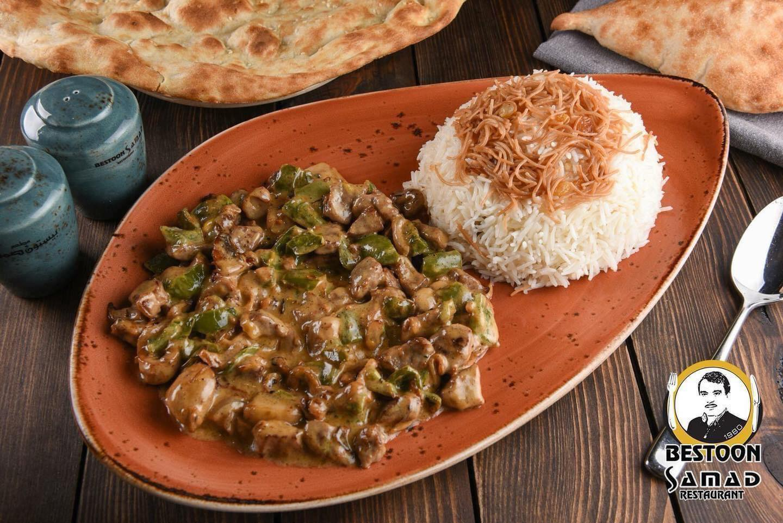 مطعم بيستون صمد للمأكولات العراقية
