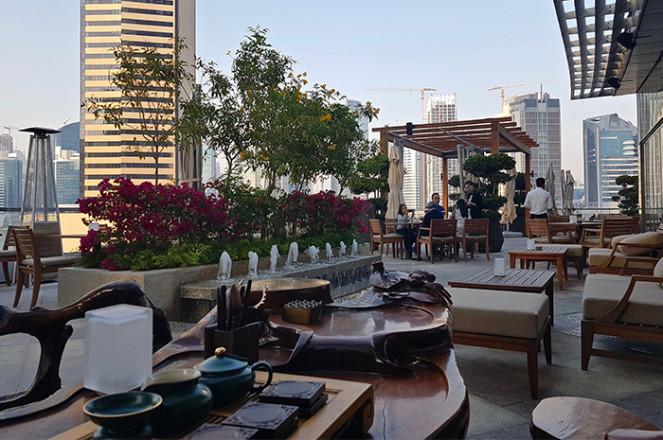 مطعم لونج تنج