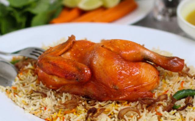 مطعم مائدة النعمان للمندي دبي