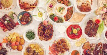 افضل مطاعم شارع الرقة دبي