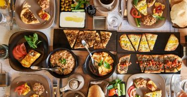 مطاعم دبي أكواريوم