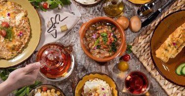 مطاعم وسط مدينة دبي