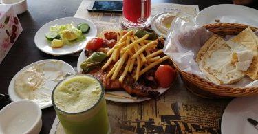 مطعم رويال جيت دبي