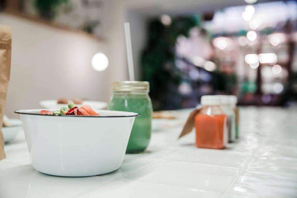 مطاعم دبي النباتية