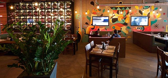 مطعم وبار لوكا أبوظبي