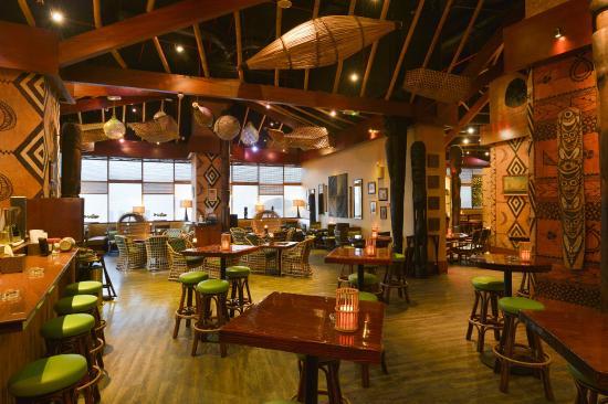 مطعم ترايدر فيكس Trader Vics JBR