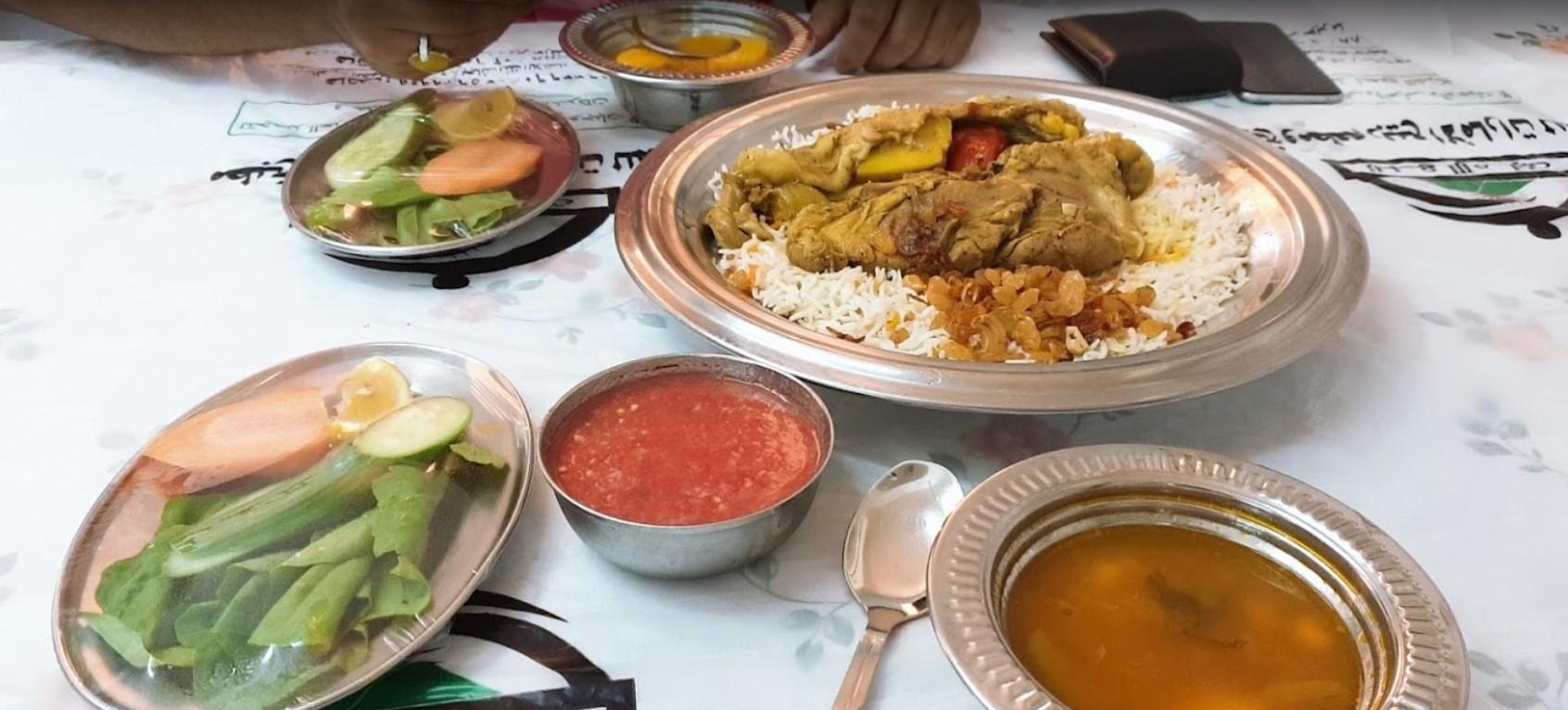 مطعم ربيع الامارات
