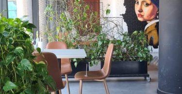 مطعم المجتمع في دبي