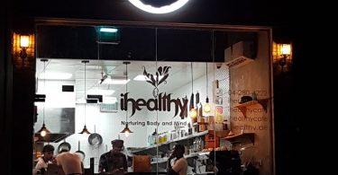 مطعم اي هيلثي دبي
