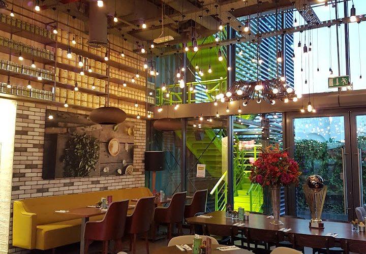 مطعم بيغ شيفز دبي