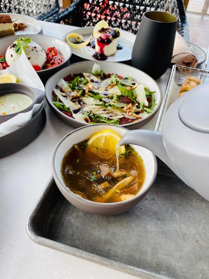 ارقي مطاعم السيف دبي