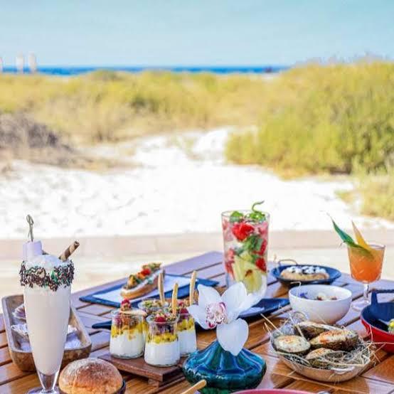 افضل مطاعم على البحر في دبي