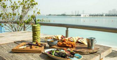 افضل 10 مطاعم على البحر في دبي